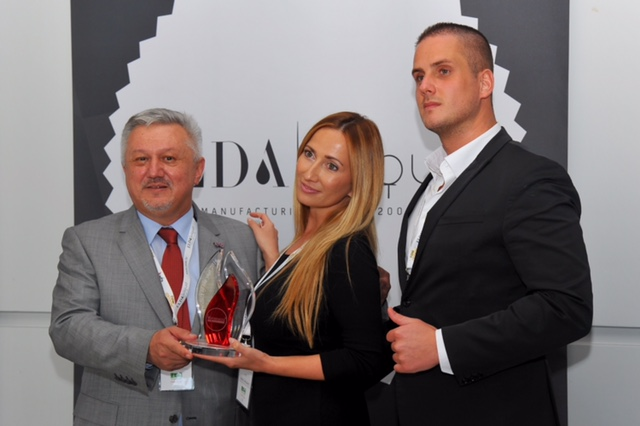 Croatian company Elda Ltd. is the best in the world in the industry of e-cigarettes