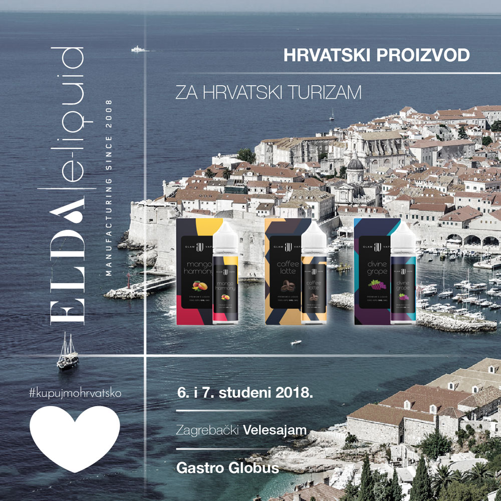 "Elda invites you to join us at the project ""Let's buy Croatian products"""
