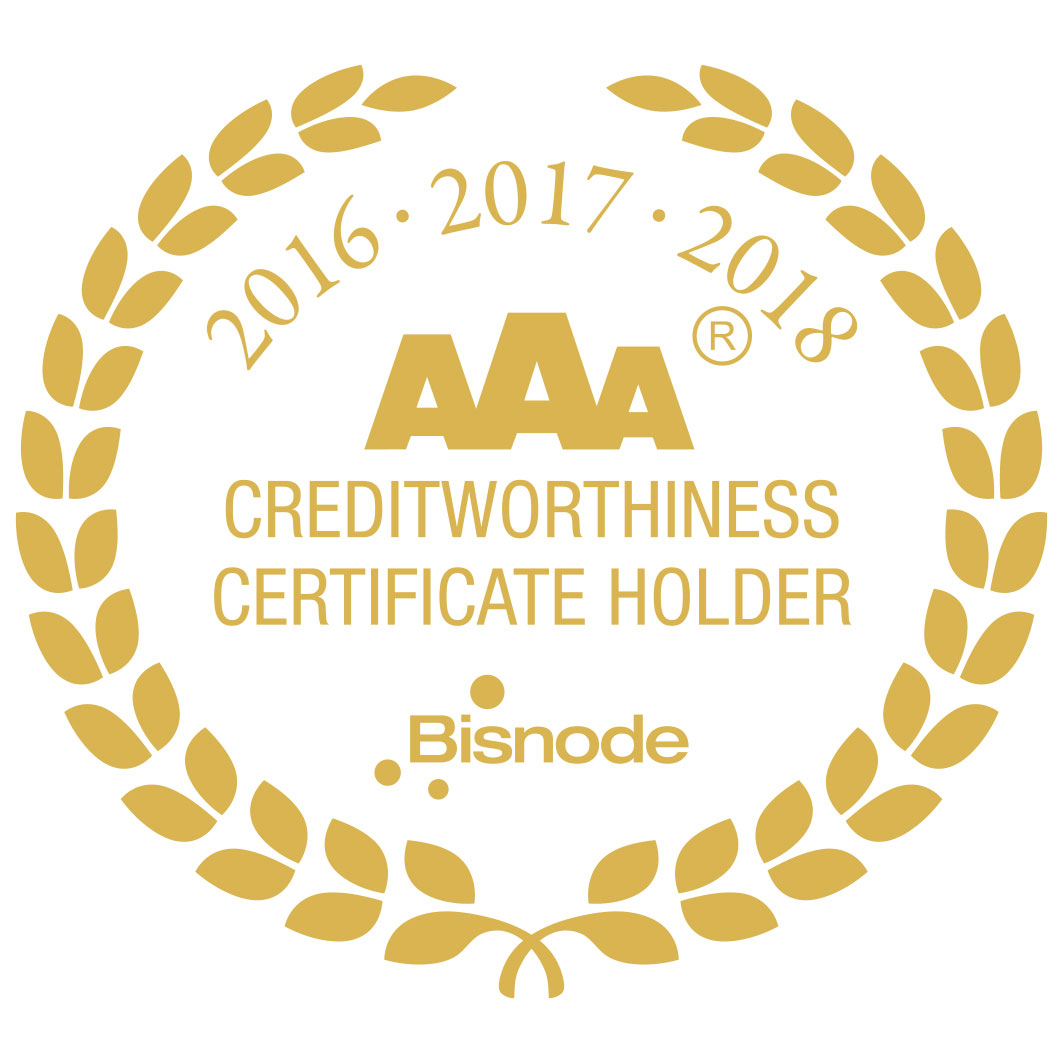 The Creditworthiness certificate