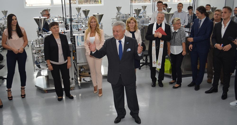 The grand opening of Elda Laboratory & new manufacturing facility