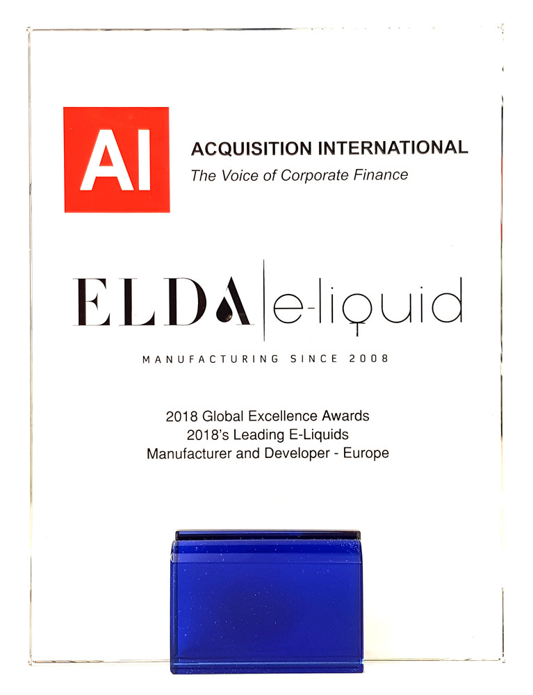 Acquisition International Global Excellence Award