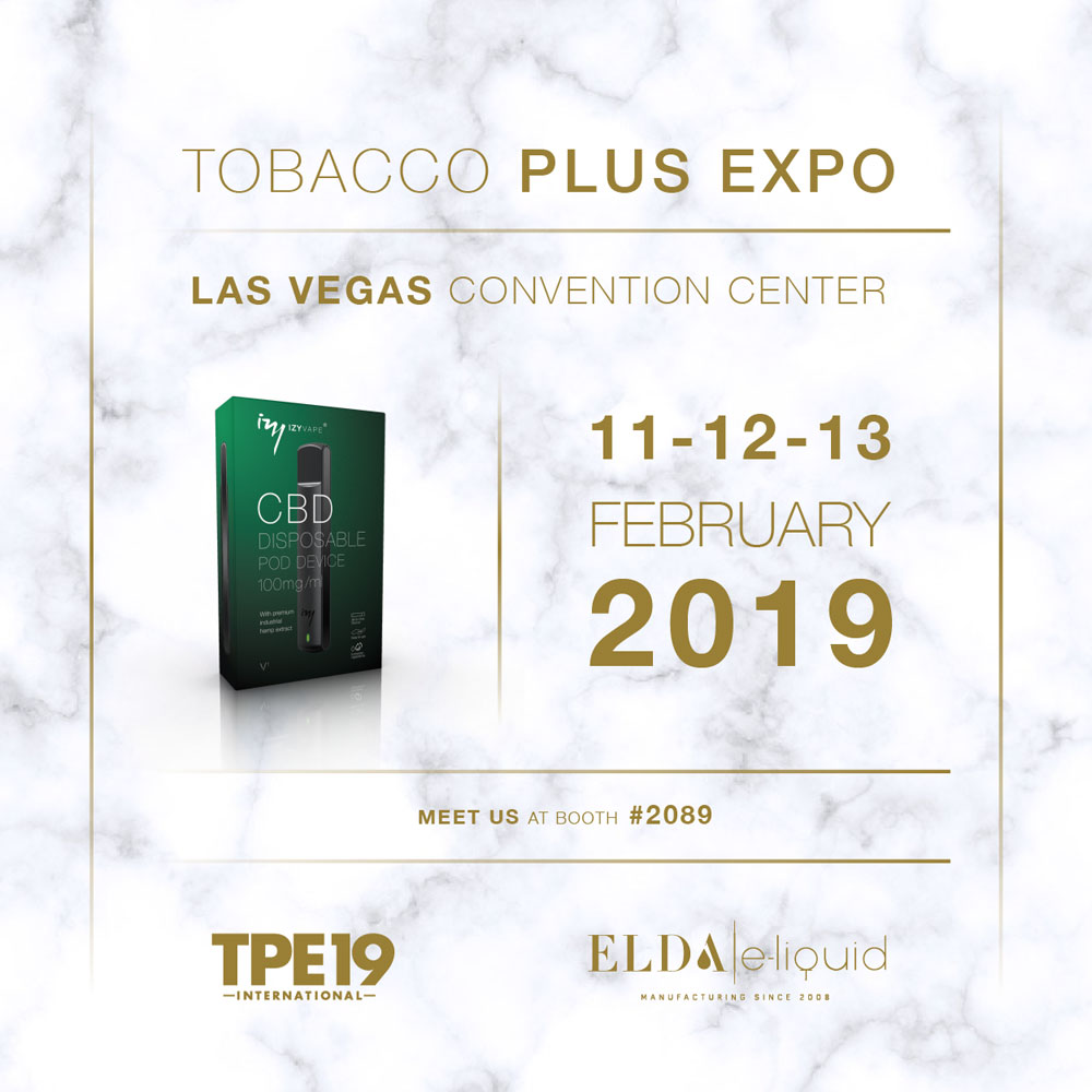 ELDA at TPE19 in Las Vegas