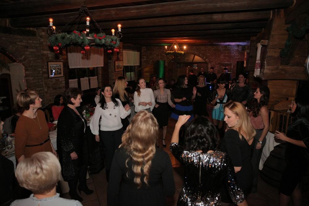 Christmas party in Elda