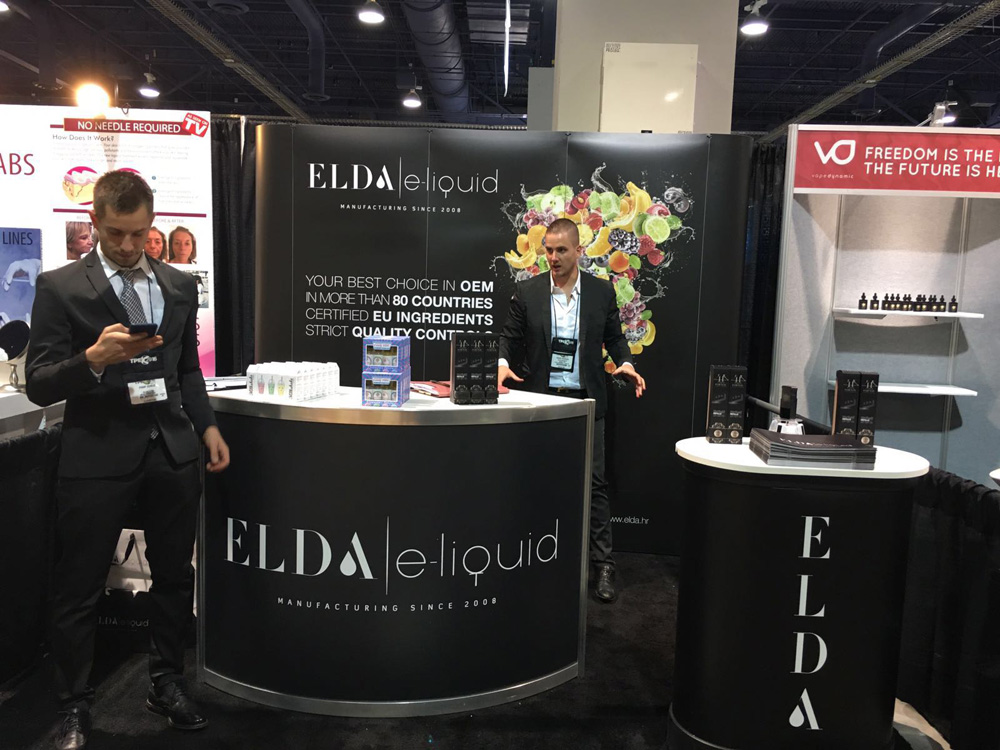 ELDA at TPE 2016, Las Vegas
