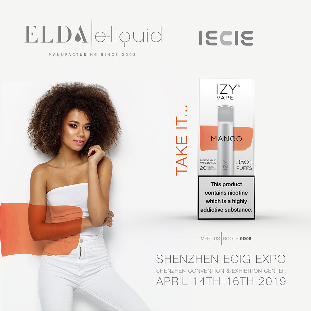 Visit Elda's booth at IECIE Shenzhen, China