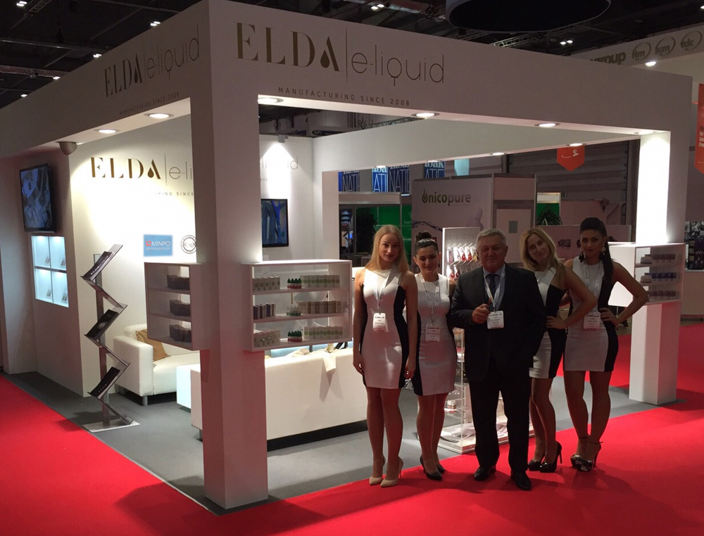 ELDA at the One & Only TABEXPO, ExCel, London