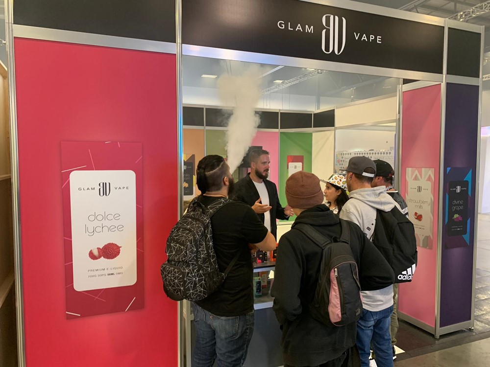 Thank you for visiting Elda's Booth at Vape Expo Oceania