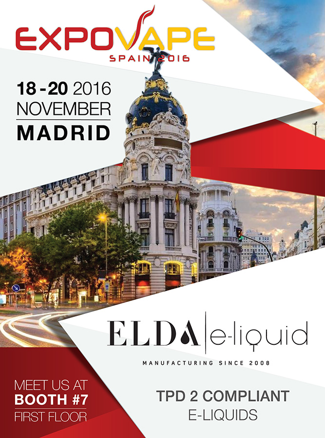 ELDA at Expovape 2016, Spain