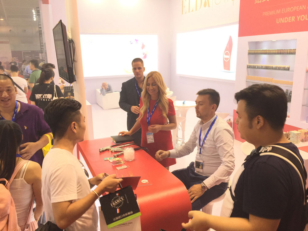 Extremely successful performance at Vape China Expo in Beijing