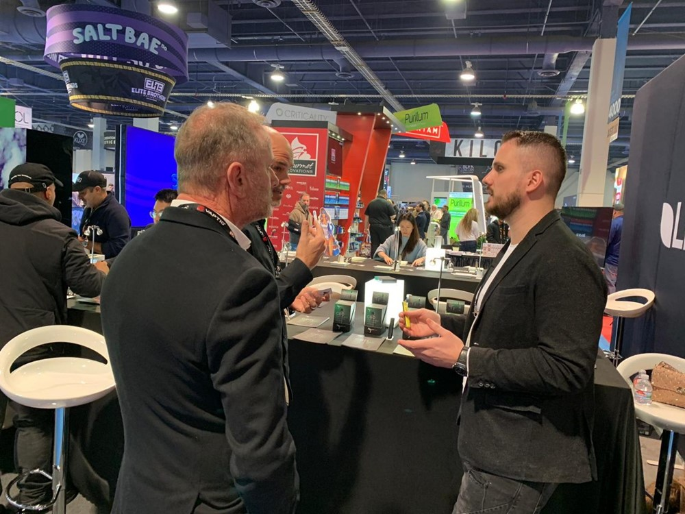 Thank you for visiting us at Tpe19 in Las Vegas