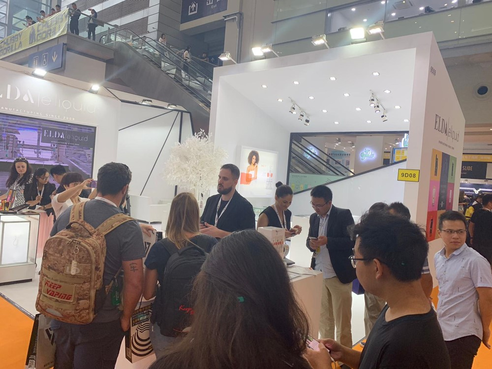 Elda at IECIE Shenzhen Expo
