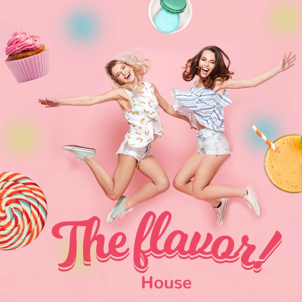 Welcome to our newest web shop -  The Flavor House!