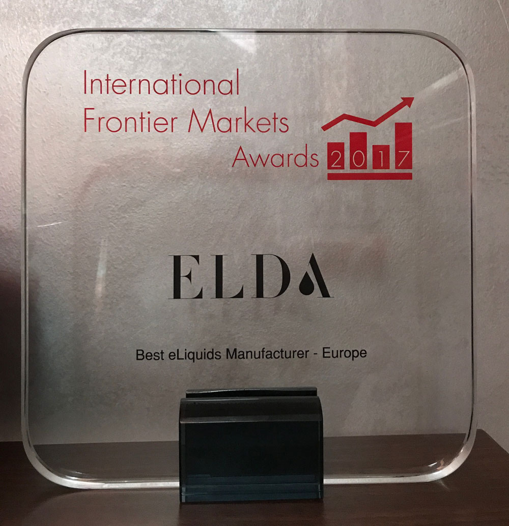 The best European e-liquid manufacturer is the company Elda!