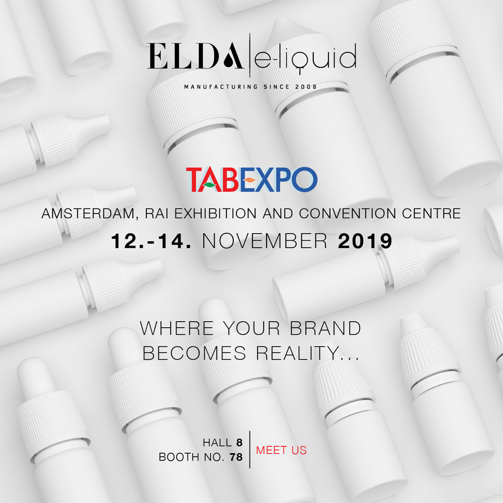 Visit Elda at TabExpo in Amsterdam