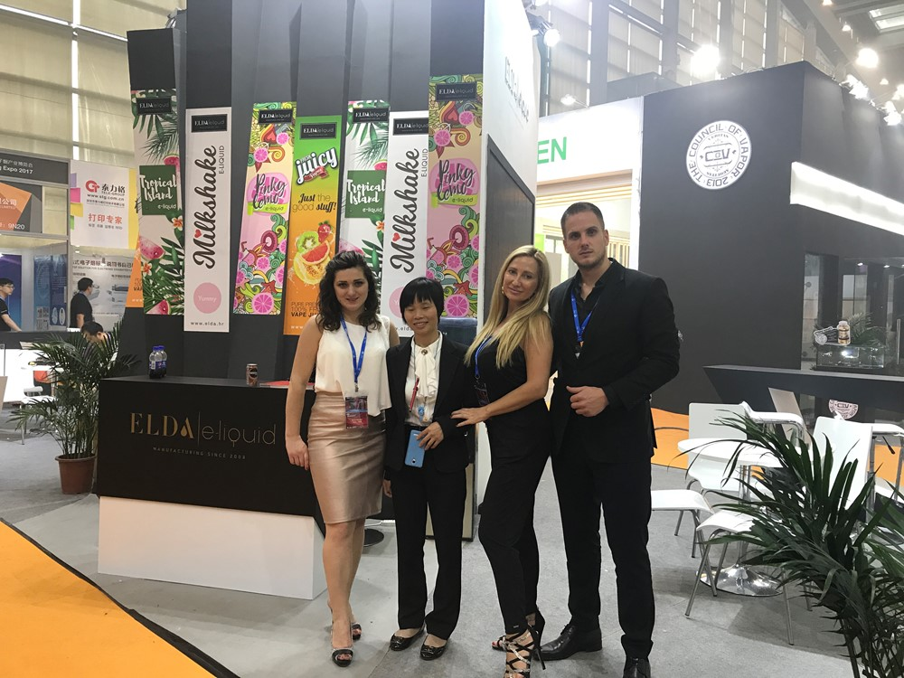 ELDA at IECIE Shenzhen eCig Expo