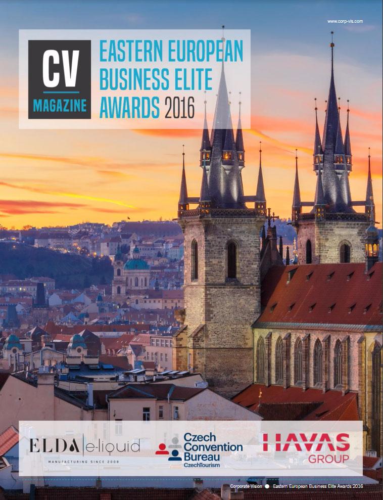 Elda Ltd  - Eastern Europe awarded Elda for the best e-liquid