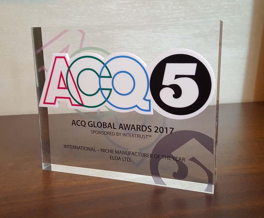 Nova postignuća tvrtke Elda u sklopu dodjele nagrada