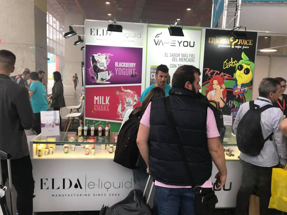 Vapexpo Spain in Madrid