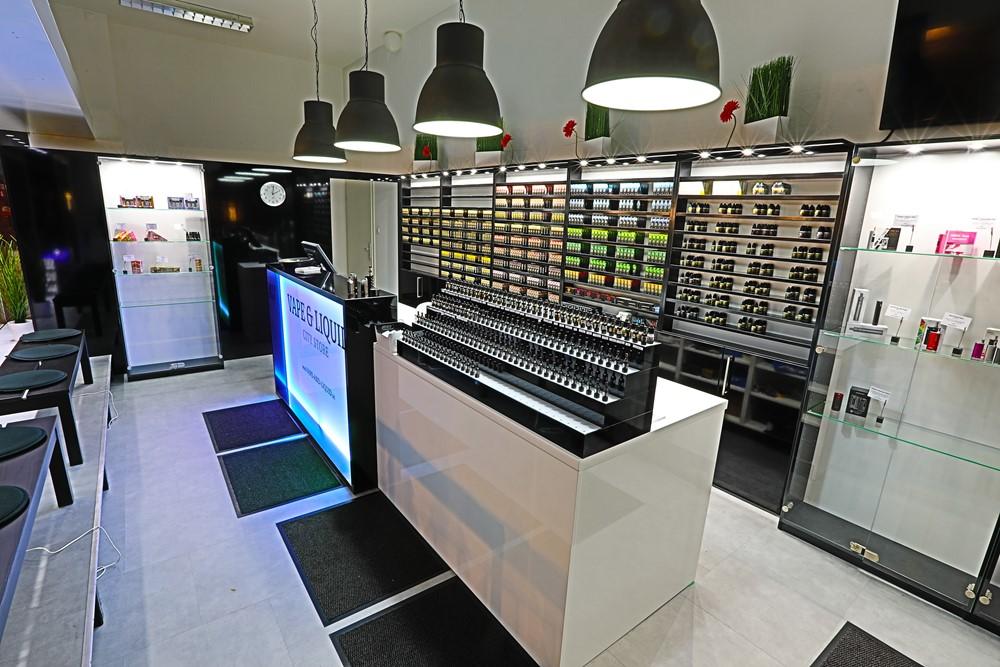 New Vape Shop In Stuttgart Equipped With Elda S