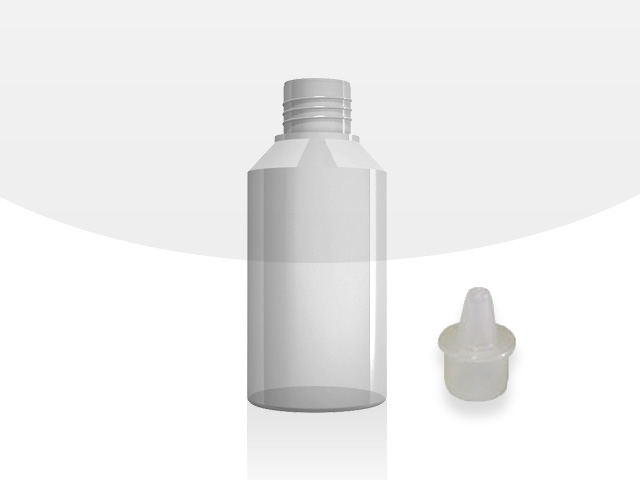 DROPPER BOTTLE SERIES B - Transparent